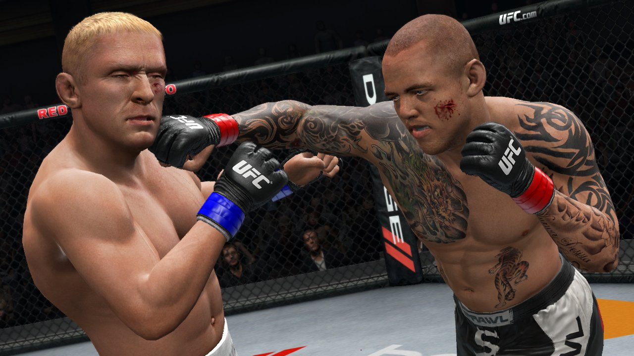 One of his original tattoo designs appears in the game UFC Undisputed
