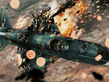 Impressions: Ace Combat: Assault Horizon photo