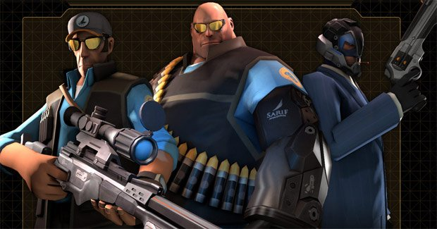 Pre-purchase Deus Ex for sweet gear in Team Fortress 2 photo
