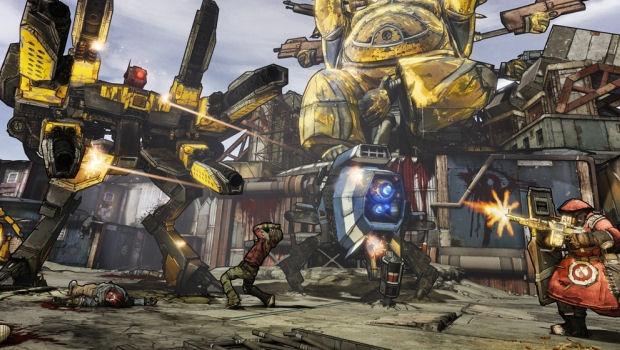 Borderlands 2 getting online split-screen co-op Borderlands 2 Accounts Split Screen Xbox One