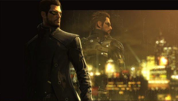 Deus Ex gets a slick new clothing line screenshot