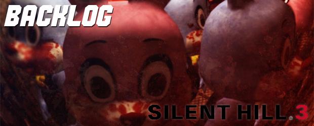 Live show: Backlog begins Silent Hill 3! screenshot