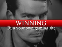 Webmaster Dojo: Run your own gaming site presentation photo