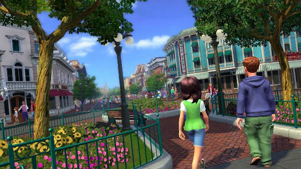 A magical journey through Disneyland Adventures