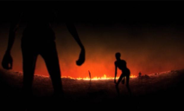 Behind the torment: Dark Souls prologue video part one screenshot