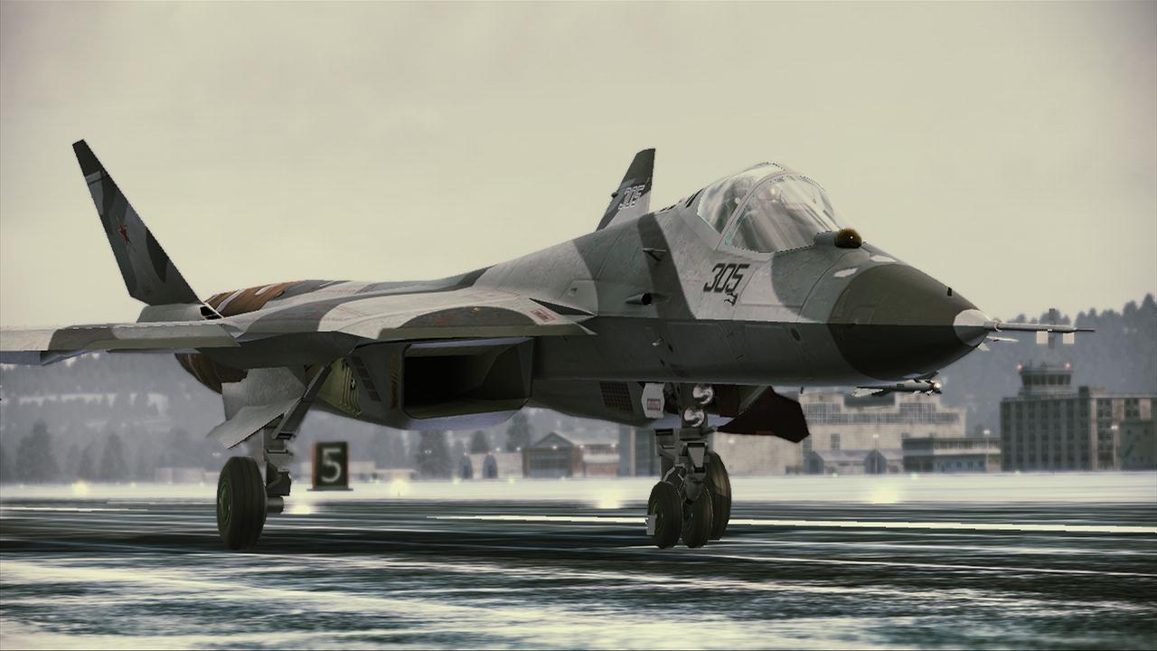 Full aircraft list reveal for Ace Combat: Assault Horizon