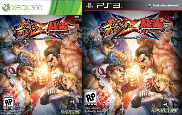 Street Fighter X Tekken: Box art, new teaser trailers photo