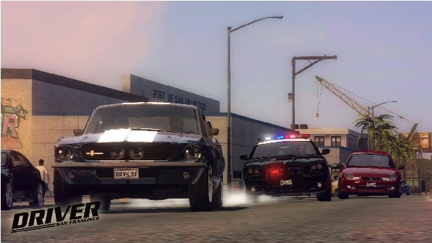 Driver: San Francisco has a pretty intense launch trailer screenshot