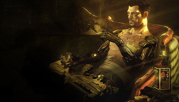 Deus Ex to receive 'The Missing Link' in October screenshot