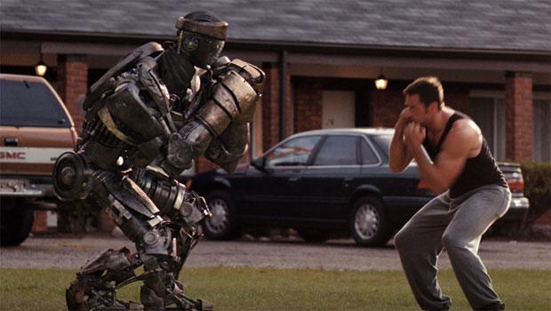 Robot fighting flick Reel Steel getting XBLA, PSN game screenshot