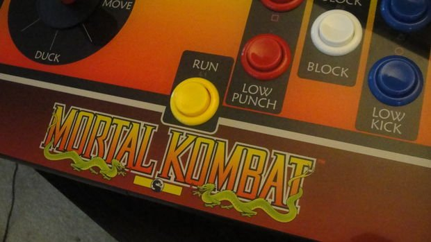 Mortal Kombat Klassic Fight Stick brings 90s arcades home