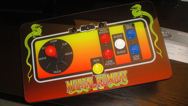 Mortal Kombat Klassic LE Arcade Fight Stick Unboxing