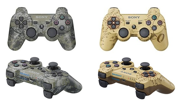 Japan getting MW3 and Uncharted 3-themed DualShock 3s screenshot