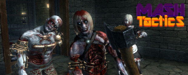 Live with Sega: Will Rise of Nightmares be Kinect's best? screenshot