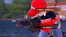 Rapala for Kinect is full of fish punching photo