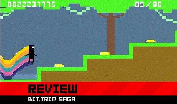 Review: Bit.Trip SAGA photo