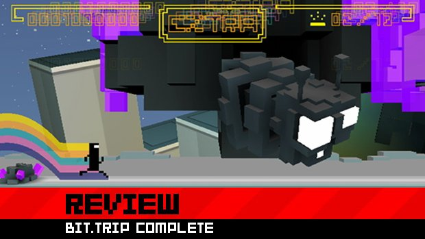 Review: Bit.Trip Complete photo