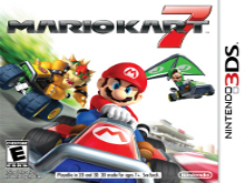 3DS gyro sensor will control first person in Mario Kart 7 photo