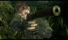 Metal Gear Solid: Snake Eater 3D gets some screenshots photo