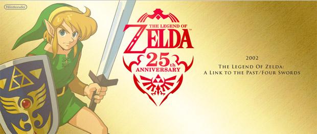 the legend of zelda four swords anniversary edition rom