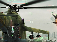 Ace Combat: Assault Horizon demo out and helicopter video photo