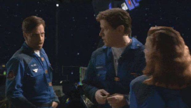 Yeah Mark Hamill Wing Commander Iii Is Out On