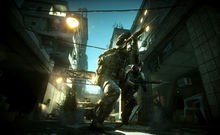 Terrible twosome: Battlefield 3 single-player screenshots photo