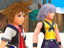TGS: Hands-on with Kingdom Hearts 3D photo