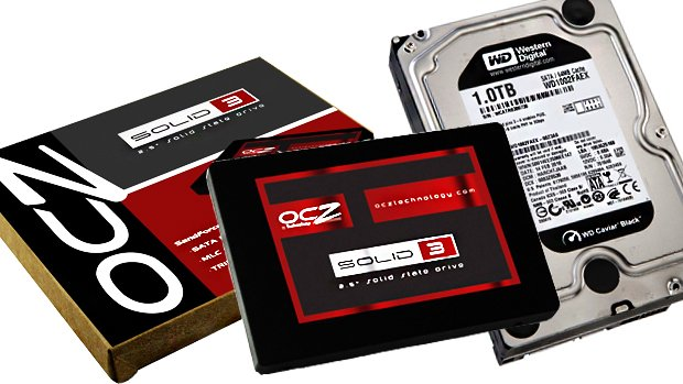 Review: OCZ Solid 3 solid-state drive photo