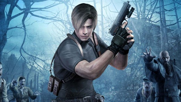 How to play Resident Evil 4 HD on PS3 photo