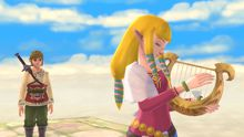 The first two hours of The Legend of Zelda: Skyward Sword photo