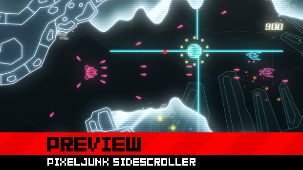 Preview: PixelJunk SideScroller photo