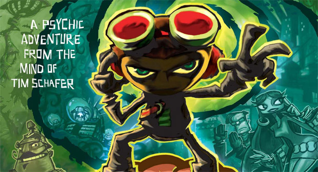 Psychonauts gets Mac version, new patch, and a free app photo