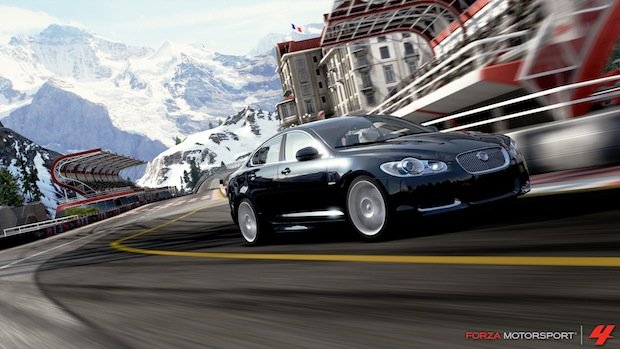 Forza Motorsport 4 demo goes live today, as does film photo
