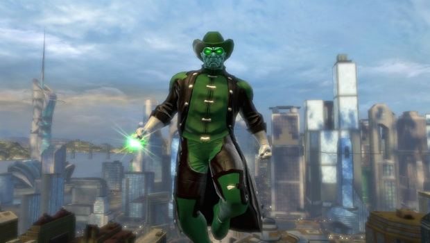 Dcuo Diary Of A Green Lantern Corps Reservist
