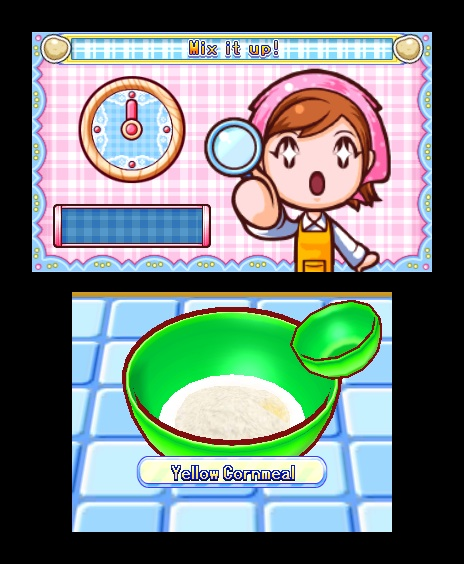 Hot 3ds Cooking Mama 4 Kitchen Magic Screens Cookin 39 Destructoid