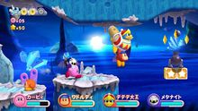 Kirby's Return to Dream Land gets colorful new screens photo