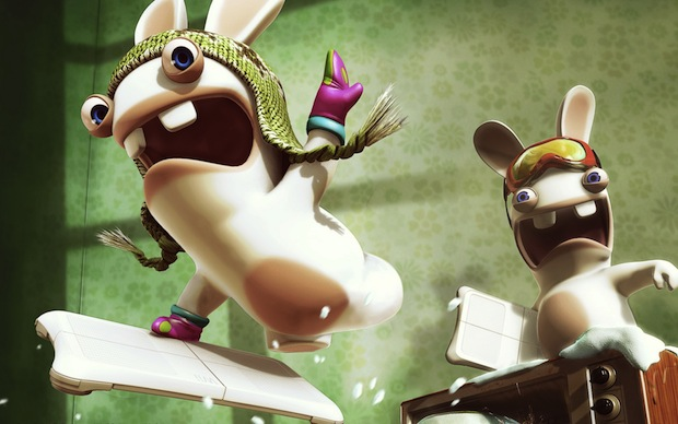 Rabbids TV show to air on Nickelodeon in 2013 photo