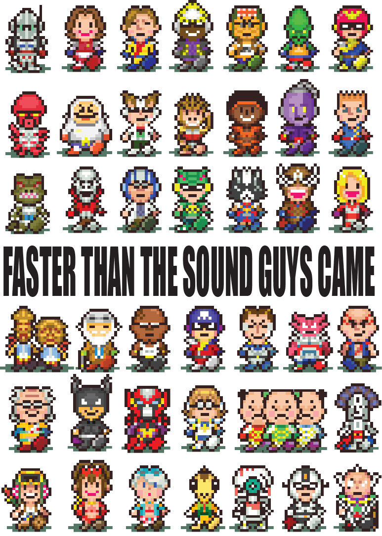 Custom Earthbound Sprites Are Sex For The Soul