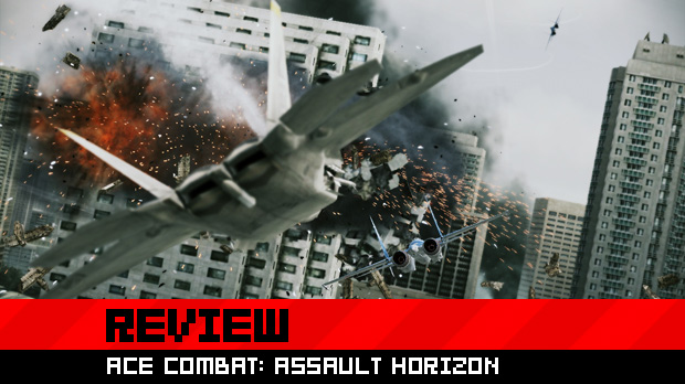 Review: Ace Combat: Assault Horizon photo