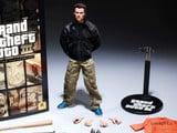 Grand Theft Auto III hits mobiles, also Claude toy! photo