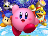 Gorgeous artwork for Kirby's Return to Dreamland photo