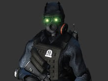 Payday's silent killer, the Cloaker photo