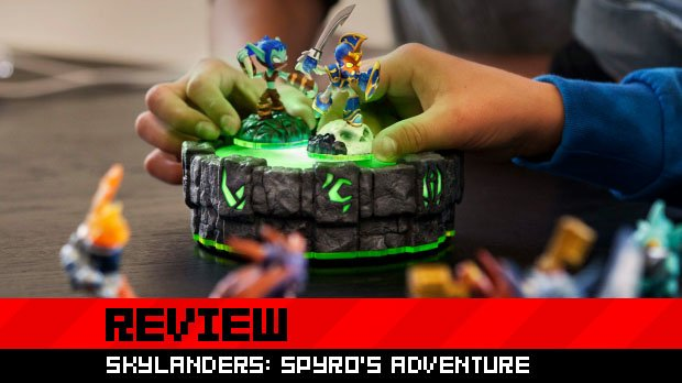 Review: Skylanders: Spyro's Adventure photo