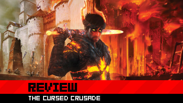 Review: The Cursed Crusade  photo