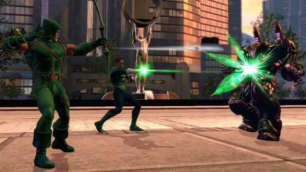 DCUO: Diary of a Green Lantern Corps reservist part II