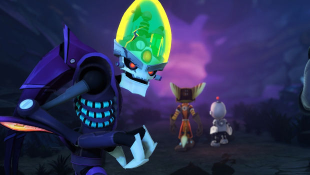 Review Ratchet Clank All 4 One