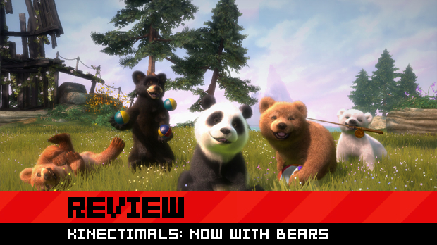 Review: Kinectimals: Now With Bears photo