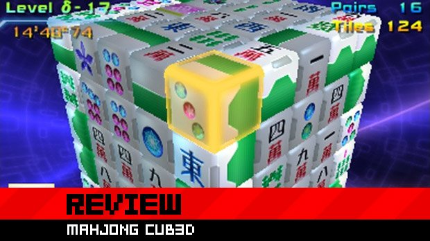 Review: Mahjong Cub3d photo
