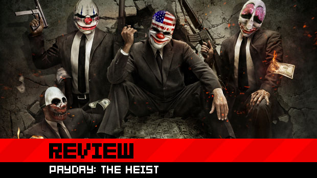 Review: PAYDAY: The Heist photo